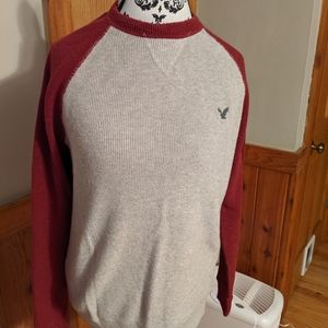 American Eagle thick thermal shirt